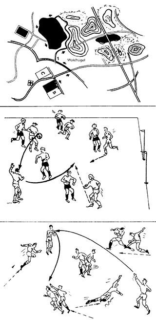 Rugby Spieldauer